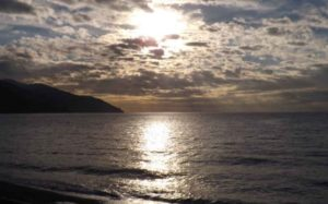 Monterosso-tramonto