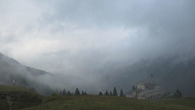 Castelmagno Santuario di San Magno