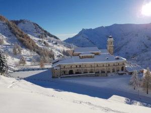 Santuario Castelmagno