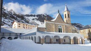 Il Santuario di Sant' Anna di Vinadio