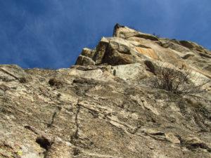 Rocca Sbarua e la sua stupenda roccia